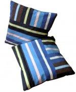 <p>2 pillow cases/ 100%bw, zip, reflect belt/ 50x50cm/ 600,-Kč</p>