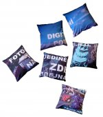 <p>6pcs pillow cases/ 50x50cm/ 100%bw, zip/ 1800,- Kč</p>
